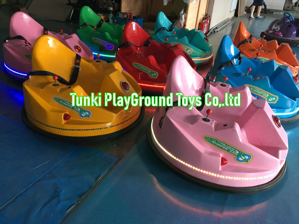 Battery Operated UFO Electric Bumper Car