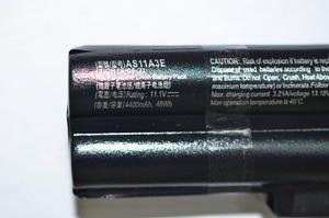 Image 4 - 4400 mah 6 Celle Batteria Del Computer Portatile Per Acer Aspire TimelineX 3INR18/65 2 AS11A3E AS11A5E 4830TG 5830 T 3830TG 4830 T 5830TG 3830 T