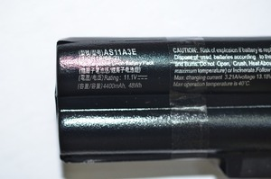 Image 4 - 4400mah 6Cells Laptop Battery For Acer Aspire TimelineX 3INR18/65 2 AS11A3E AS11A5E  4830TG 5830T 3830TG 4830T 5830TG 3830T