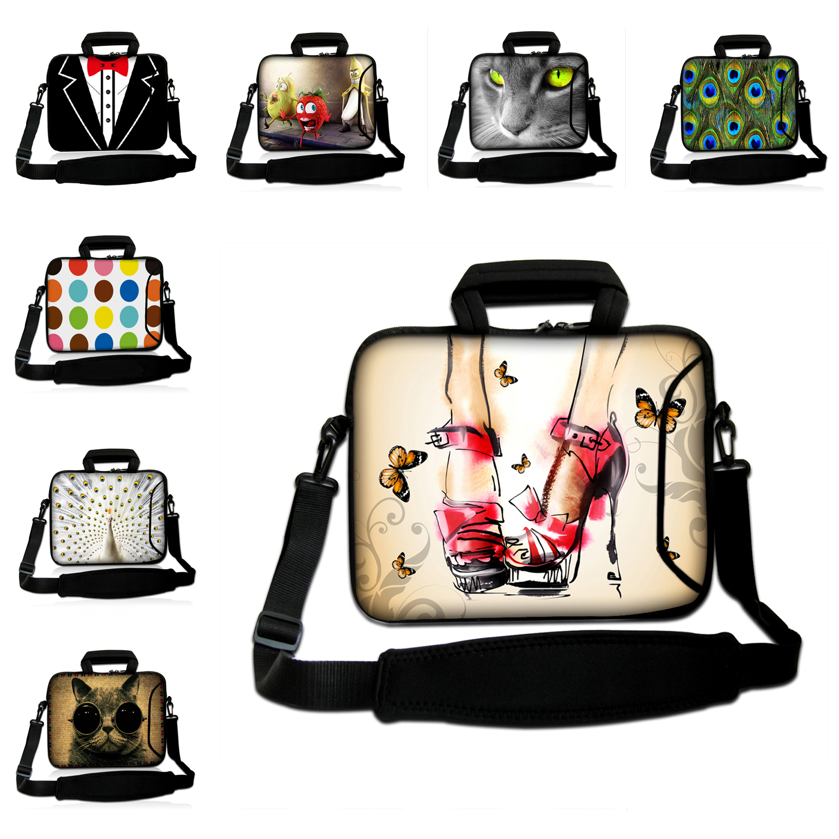 Notebook samsung 10 inch - 10 Inch Shoulder Bags For Ipad Air Samsung Galaxy Lenovo Dell 9 7 10 1
