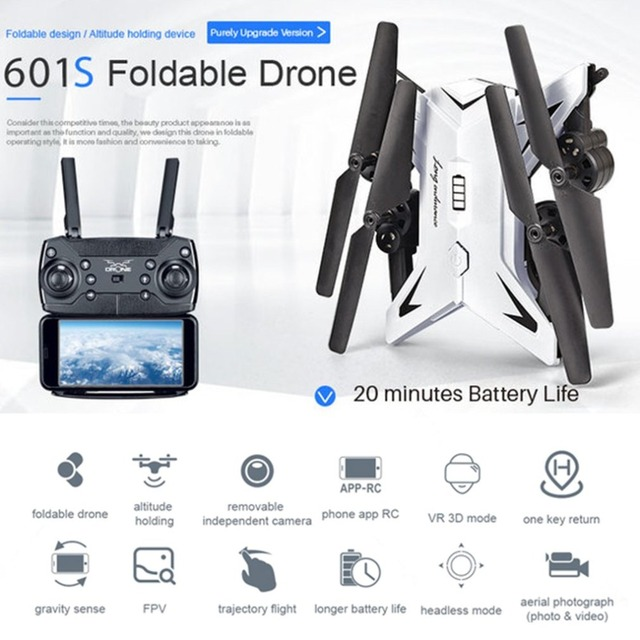 Professional KY601S HDRemote Control Quadcopter Camera Drone Helicopter 4 Channel Long Lasting Foldable Arm Aircraft ExtraBettry-in RC Helicopters from Toys & Hobbies on Aliexpress.com | Alibaba Group