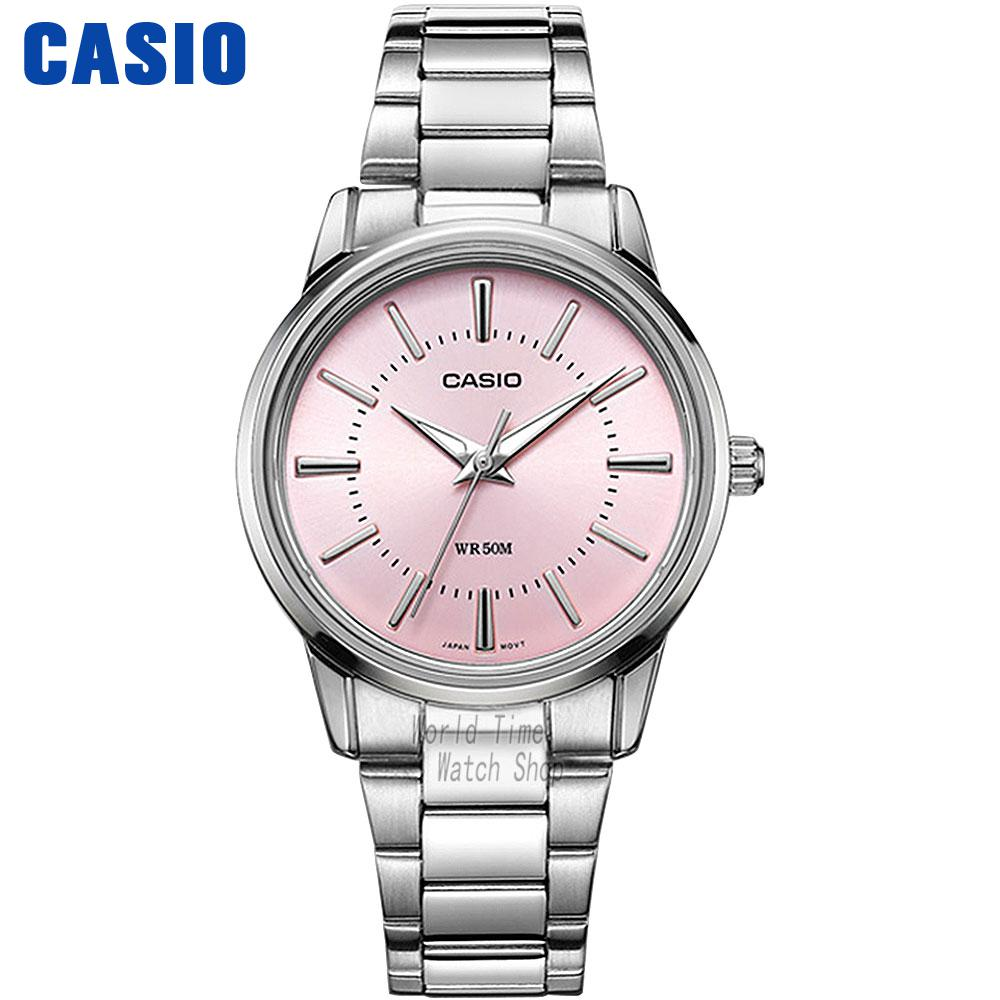цена на Casio watch Fashion classic casual business lady quartz watchLTP-1303D-4A LTP-1303D-1A LTP-1303D-7A LTP-1303D-7B LTP-1303L-1A
