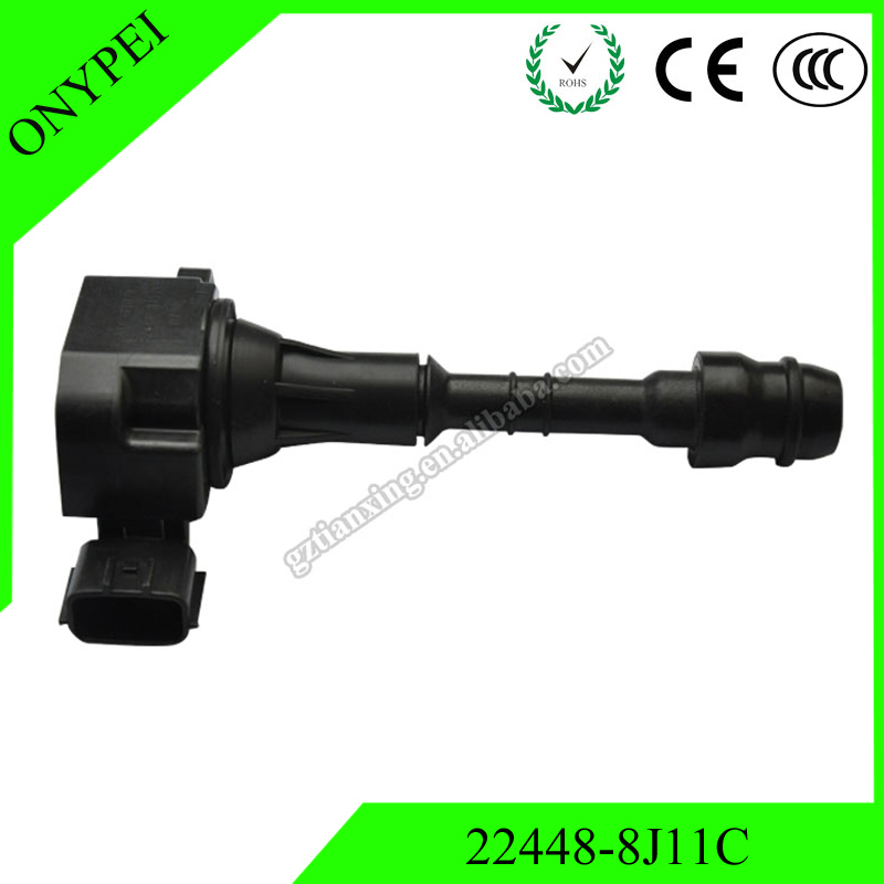 US $19 2 10% OFF|22448 8J11C High Quality Ignition Coil 224488J11C For  Nissan Maxima Infiniti VQ35DE VQ40DE 22448 8J11C-in Ignition Coil from