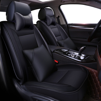 2018 new universal leather car seat cushions for Opel Astra h j gmokka insignia mokka corsa ampera luxury automobiles seat cover