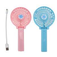 Multifunction Mini USB Handheld Cooling Portable Fan Foldable Cooler Adjustable Fan PC Computer Home Office Fan