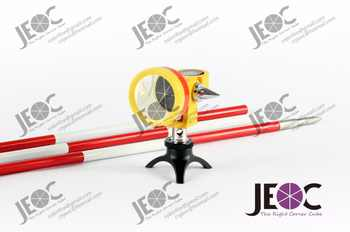 Sliding 1.5inch Mini Prism with Rods for Total-station. Replaces Myzox MG1500GP - SALE ITEM Tools