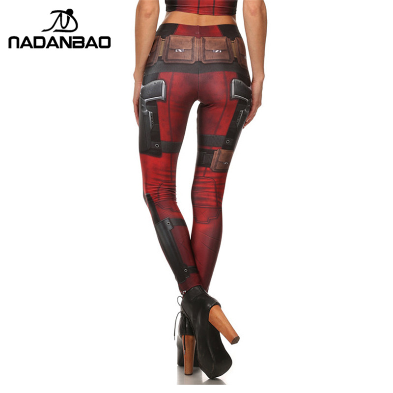 933b03e36646d קנו מכנסיים לנשים | NADANBAO New Fashion Women leggings Super HERO ...