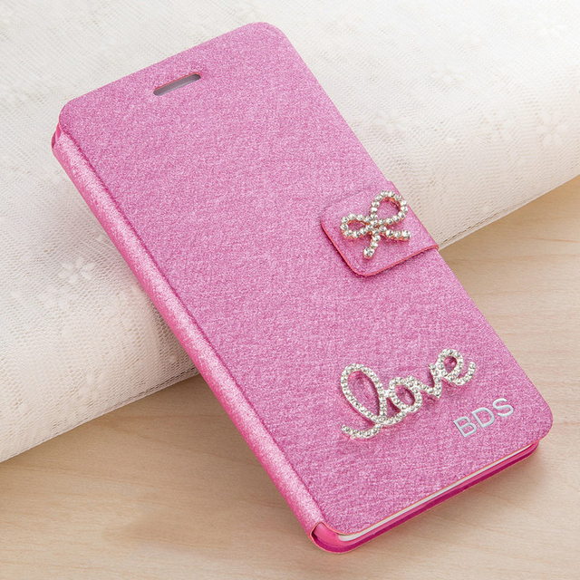 sale retailer 034c0 f9175 US $3.98 |For LeEco LETV Coolpad Cool 1 Dual case, Xinyi Series Luxury Silk  PU Leather Flip back cover CASE for coolpad cool1 Dual -in Flip Cases from  ...