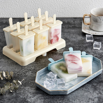 Summer Homemade Ice Cream Ice-lolly Mold Popsicle Moulds Tray Kitchen DIY Accessories summer homemade ice cream ice lolly mold popsicle moulds tray kitchen diy accessories