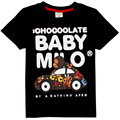 Free shipping,Hot sale clothes child clothing baby boy,Casual,t shirt,Fashion,Summer,The monkey,Tops & Tees,Korean,Kids wear