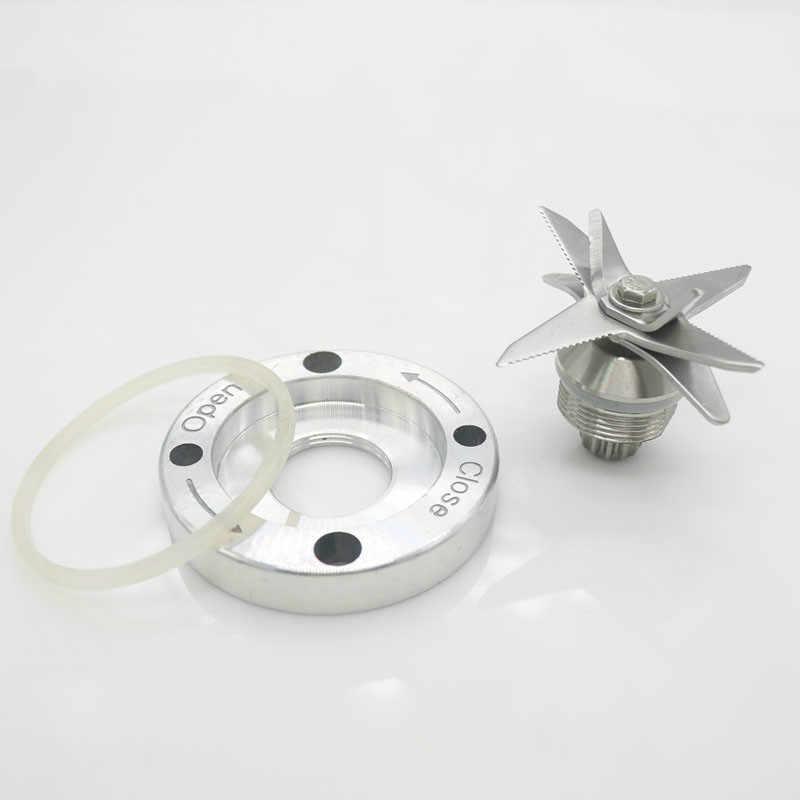 Conjunto 1 TWK jtc TM 767 800 TWK 767 800 Lâminas de Faca Triturador de Gelo para Juicer Liquidificador Peças De Reposição para jar 2L 010 767 800 G5200 G20