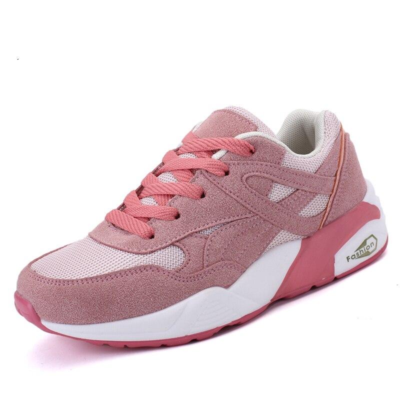 Quanzixuan Women Vulcanize Shoes Breathable Fashion Women Sneakers Mesh Lace-Up Women Shoes lace up mesh babydoll