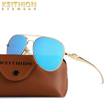 KEITHION Sunglasses Men Polarized Fashion Classic Sun Glasses Fishing Driving Oval Shades For Women UV400 Eyewear