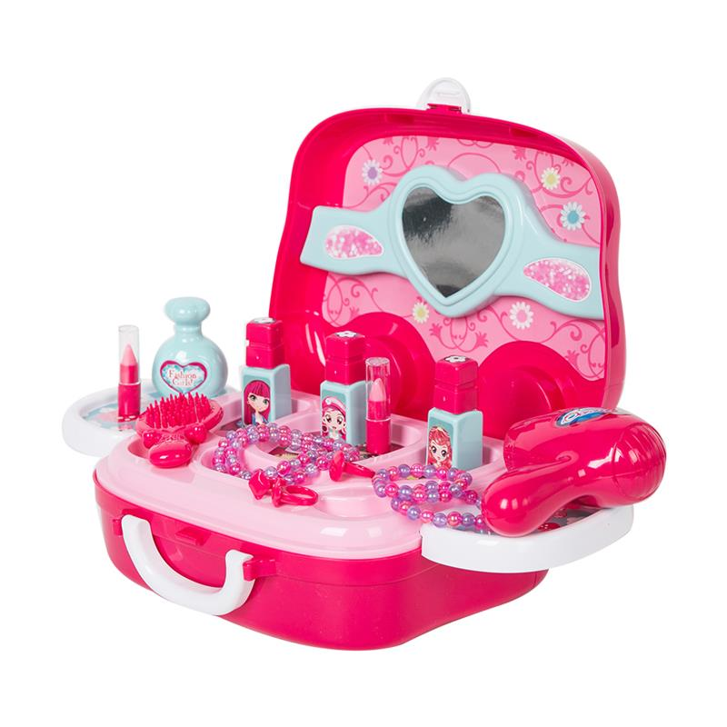 Makeup Ideas makeup for little girls pics : Little Girls Fashion Makeup Toy Simulation Toy Pretend Play ...