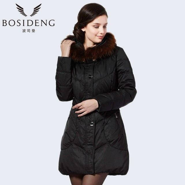 Online Shop bosideng winter down coat women down jacket medium ...