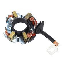 Автомобильная Угольная щетка стартера держатель для Bosch подходит для BORA Угольная щетка стартера держатель авто аксессуары