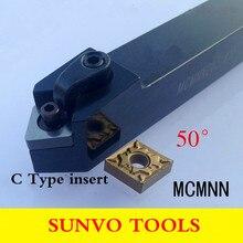 Угол 40 or50 М модель токарный Инструмент Holde MCMNN 2525M12-80 ИЛИ MCMNN 2525M12-100 MCMNN M12