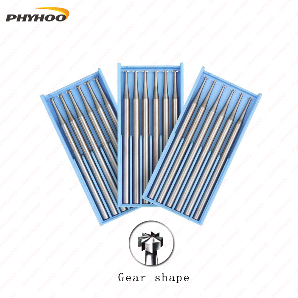 Free Shipping Diamond Polishing & Engraving Twist Drill Burs Tool Jewelry Burs With Many Different Size Jewelers Hand Tool