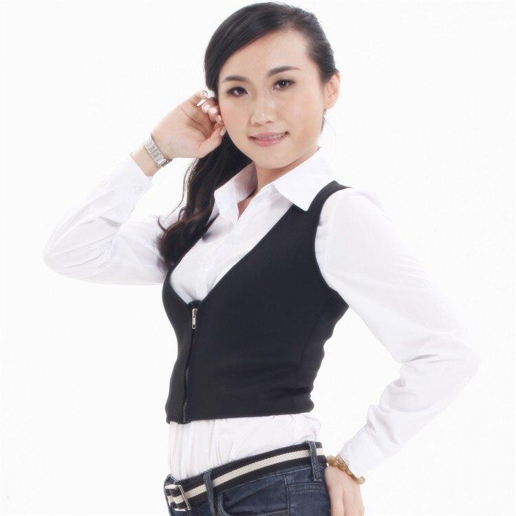 For Women 7.4V 2600mAh 3 levels adjustable Temp. heated vest Thermal Vests Electric heating vest