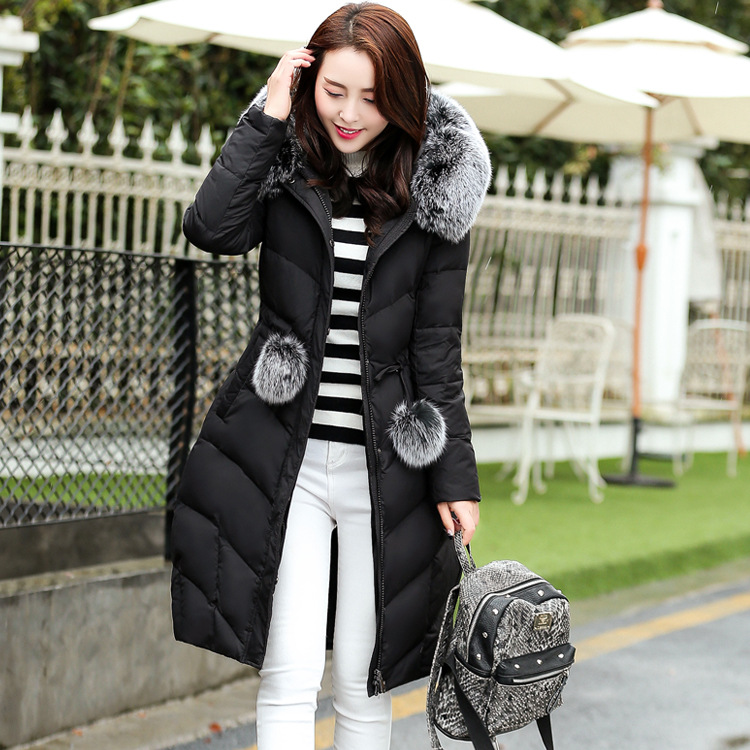 Winter Jackets For Women 2016 Thick Snow Wear Long Women s Parka Jacket Coat Lady Clothing