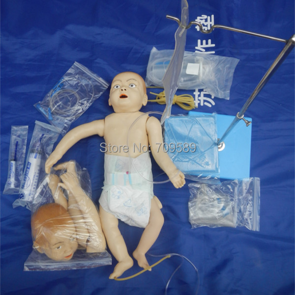 где купить ISO Advanced Infant Venous Access Simulator, Nursing Baby дешево