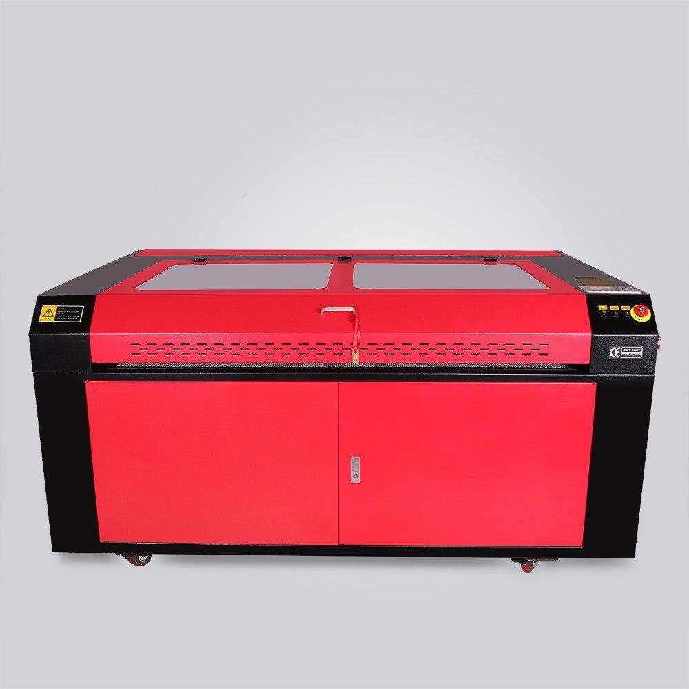 Haute qualité 130 w Co2 Laser gravure Machine de découpe CNC axe rotatif graveur outil grand Kit