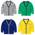 Boys Solid Single Breasted Spring Autumn Coats boys clothes kids clothes boys coats
