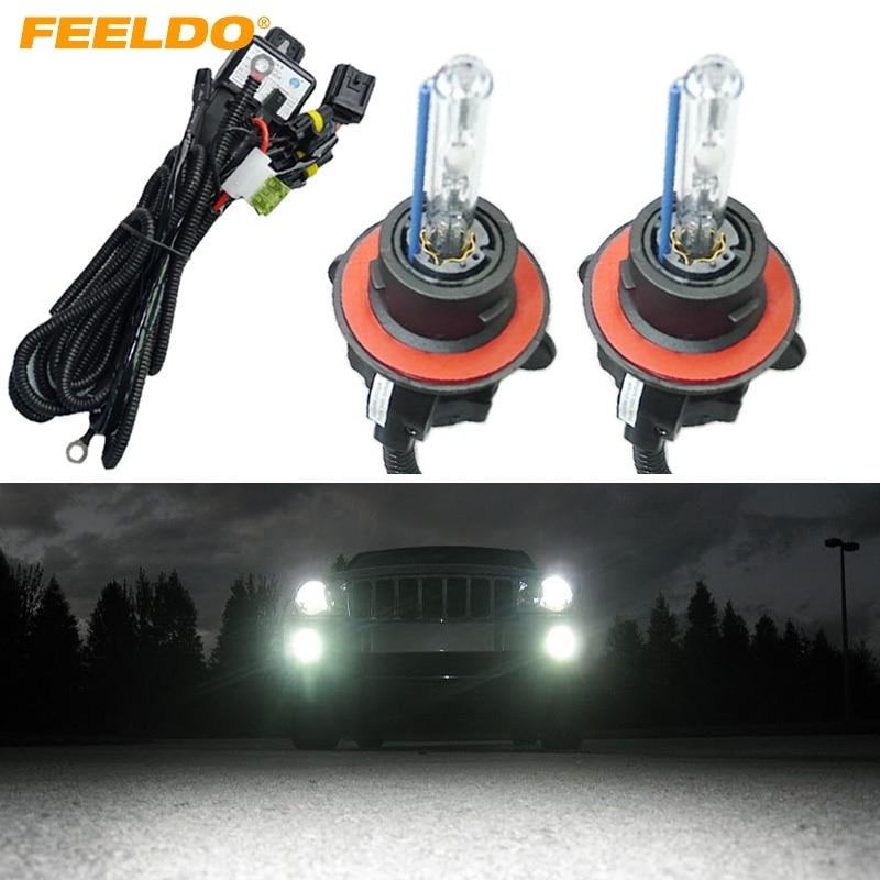 Aliexpress.com : Buy FEELDO 35W Car AC HID Bulbs Xenon