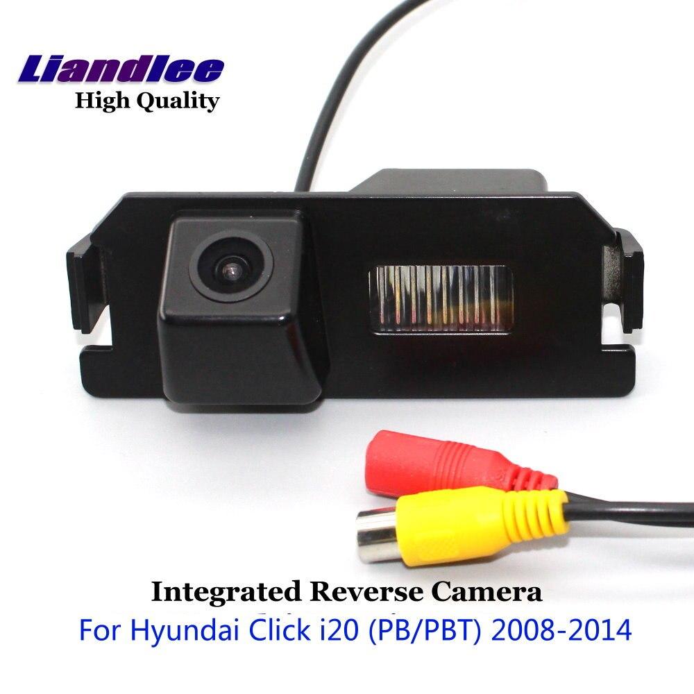 Gemotiveerd Liandlee Voor Hyundai Klik I20 (pb/pbt) 2008-2014 Auto Achteruitrijcamera Backup Parking Camera Achteruitrijcamera Reverse Camera/sony Ccd Hd