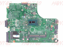 CN-0CW5N0 0CW5N0 For DELL 3443 3543 Laptop Motherboard i3 cpu Processor DDR3L