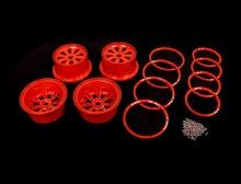Baja 5 T 5SC metálica hub borde metálico serie set para Rovan HPI 852162