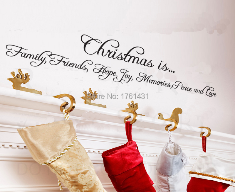 Christmas is... Family,Friends, Hope,Joy,Memories,Peace and Love ...