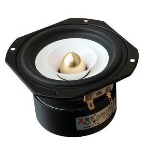 Image 4 - 2 шт. Аудио Labs Top end 4 Полнодиапазонный динамик, коаксиальный рожковый блок, алюминиевая пуля, 2 слойный бумажный конус, сделай сам, домашний кинотеатр, со спутником