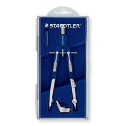 STAEDTLER, de Alemania, 55201, precisión, rápido, Círculo de ingeniería profesional, compases de dibujo, escolar, compa scolaire, herramientas