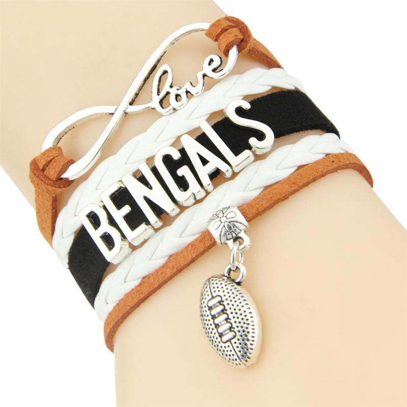 Infinity Love Bengals...