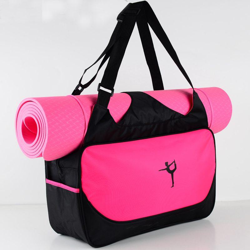 48*24*16cm Waterproof Yoga Mat Backpack (No Yoga Mat) 10