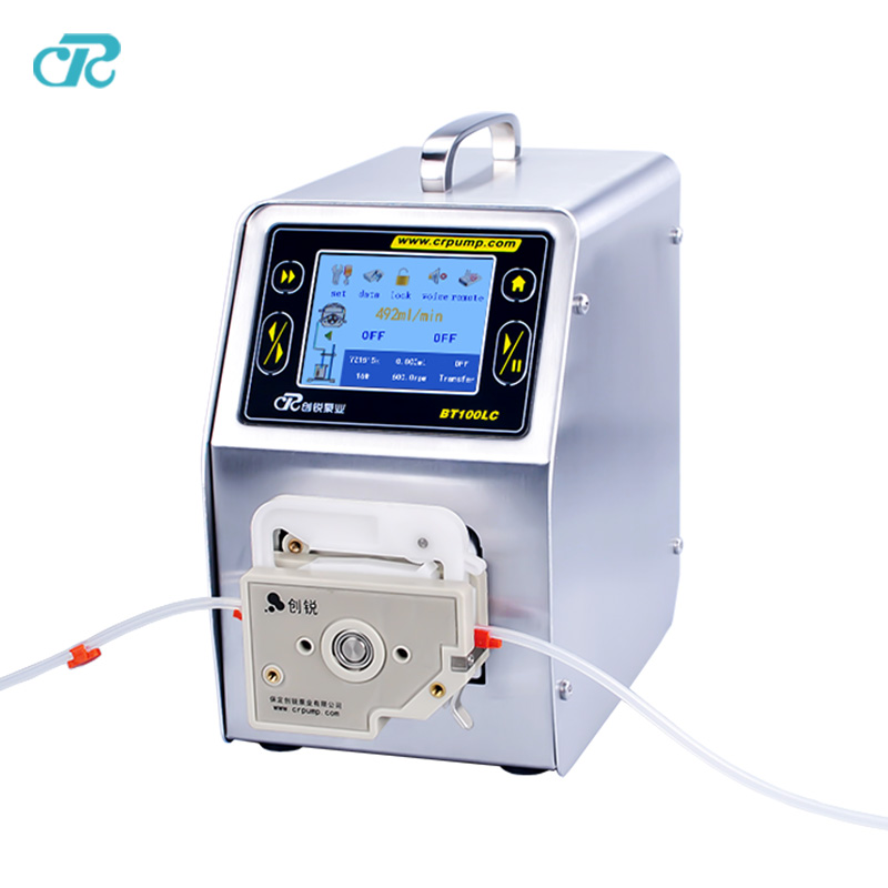 купить Small volume liquid transfer peristaltic pump with high precision for Lab Dosing Analytical
