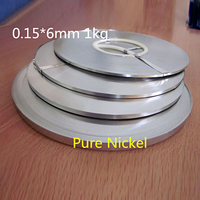 High Quality Pure Nichel 99 96 Battery Pure Nickel Strip Cell Connector Battery Pure Nickel Plate