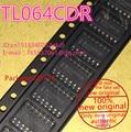 100% New Original TL064C TL064CDR  SOP14 Operational Amplifier IC