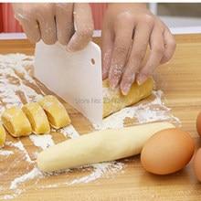 1 шт. тесто для пиццы нарезка выпечки режущее лезвие для торта Скребок для теста лезвие кухонный инструмент Кондитерские высечки