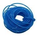 20 м 4/6 мм PU труба синяя садовая вода пневматическая труба сельскохозяйственное орошение в теплице поливочные принадлежности