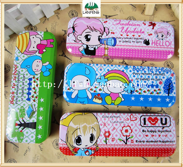 22 - 08 double layer metal stationery