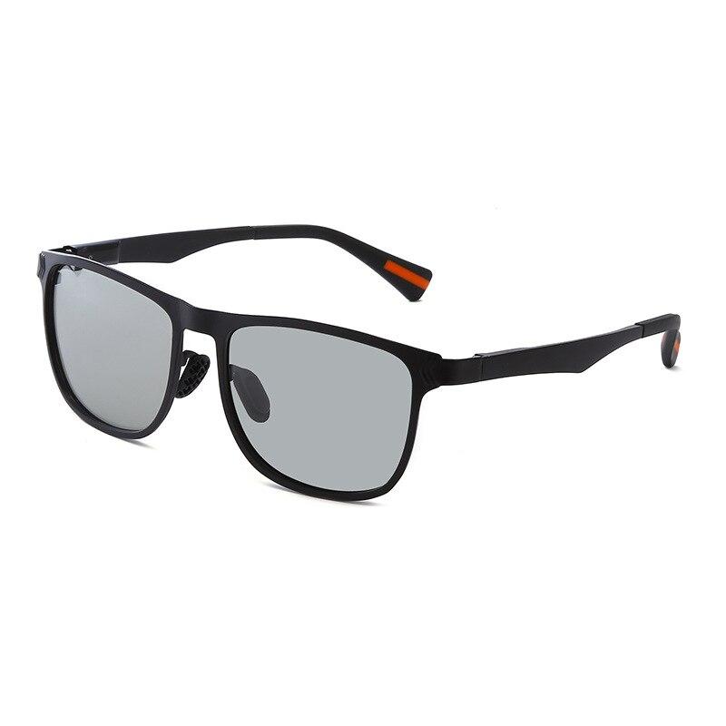 2018 Photochromic Polarized Sunglasses classic design Day Night Men's Sunglasses for Driving Fishing UV400 Sun Glasses for men 4