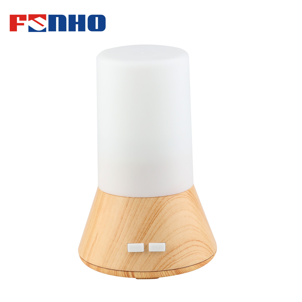 FUNHO USB Aroma Ultrasonic Humidifier With Night Light Air Humidificador Aromatherapy Essential Oil Diffuser For Home 218
