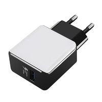 5 PCS/Lot Wholesale New Fast Charger for Samsung Galaxy S8 S8 Plus EU Plug USB Charger for Phone Quick Charge 2.0 Wall Chargers