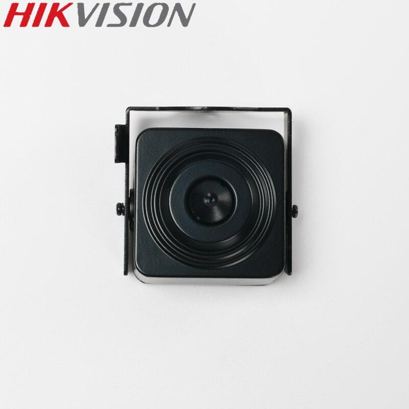 HIKVISION DS-2CD2D14WD/M Version chinoise originale 1MP 720P Mini caméra IP ATM caméra prise en charge EZVIZ hik-connect P2P APP ONVIF