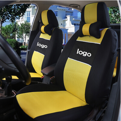 Univeraal car seat cover for peugeot 307 206 308 407 207 406 408 301 2008 3008 2017 508 Auto Accessories car styling car styling projector led fog lights with cutting line lens xenon white 12v off road for peugeot 2008 3008 207 301 307 308 508