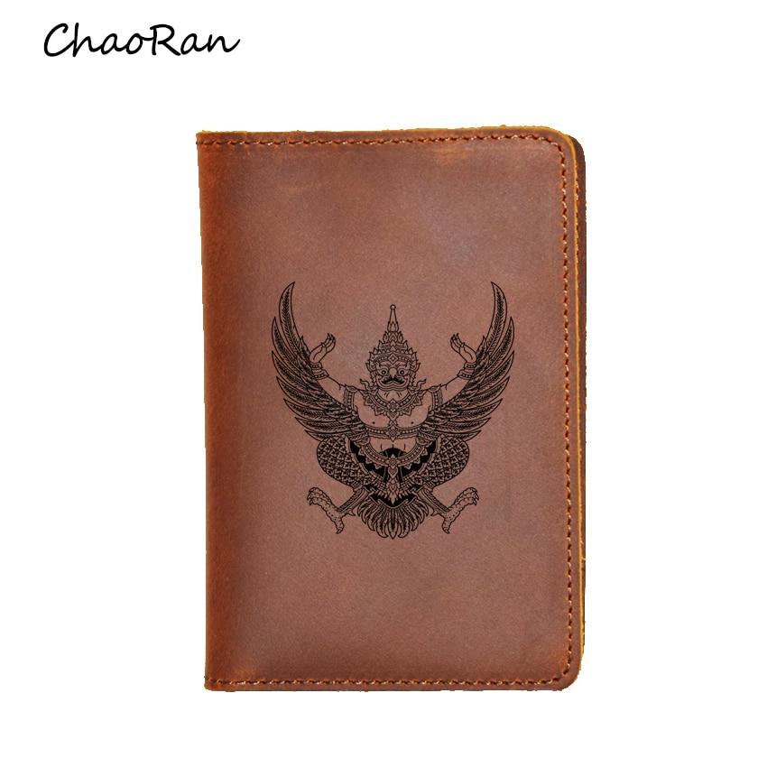 Passport Cover for Men /& Women Genuine Leather Passport Holder case Wallet