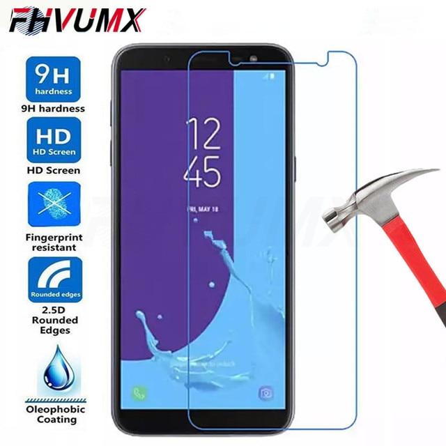 9H Tempered Glass For Samsung Galaxy J3 J5 J7 2016 2017 J3 J7 2018 Screen Protector For Samsung J2 J4 J6 J8 2018 Film Protective