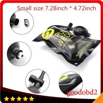 цена на Car tool small size Professional Rubber Pump Wedge Airbag Universal Air Wedge Locksmith Tools Lock Pick Set Car Door Lock Opener